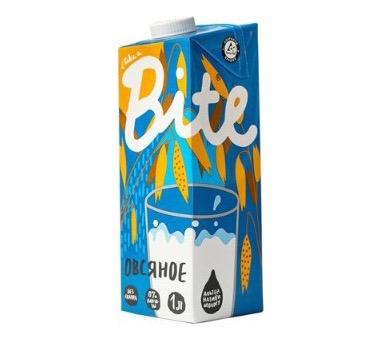 Молоко Овсяное 1л (Bite)