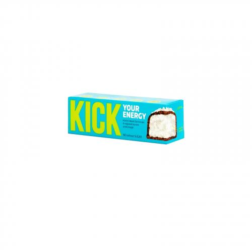 Батончик Кокосовый 45гр (Kick)