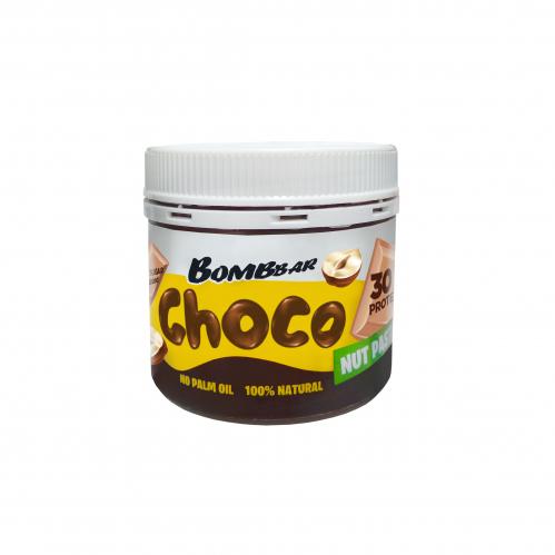 Паста Шоколадная с фундуком 150гр (Bombbar)