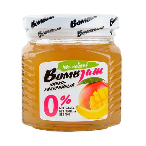 Джем Манго-Банан 250гр (Bombbar)