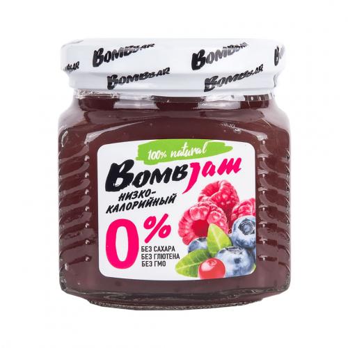 Джем Лесная ягода 250гр (Bombbar)