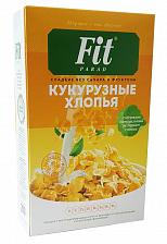 Кукурузные хлопья 200гр (FitParad)
