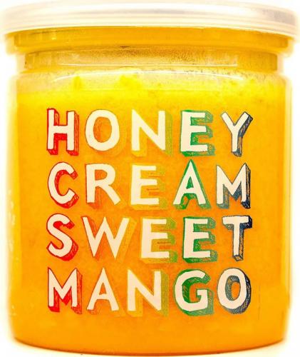Крем-мед с манго 230гр (Grizzly Nuts)