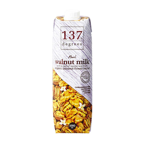 Молоко из грецкого ореха 1л (137 Degrees)