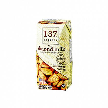 Миндальное молоко 180мл (137 Degrees)