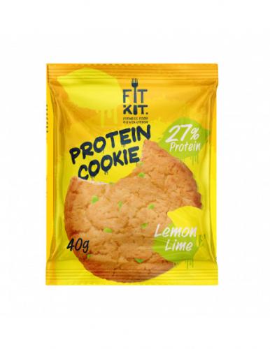 Печенье Лимон- лайм 40 гр (Fit Kit)