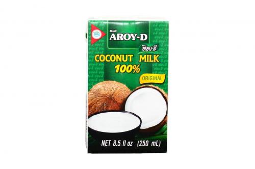 Кокосовое молоко 250мл (Aroy-d)