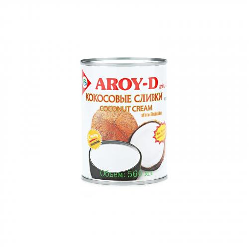 Кокосовые сливки 560 мл (Aroy-d)