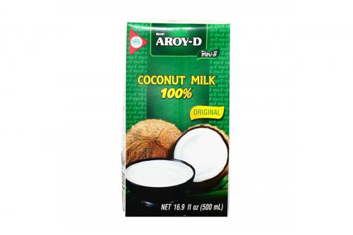 Кокосовое молоко 500мл (Aroy-d)