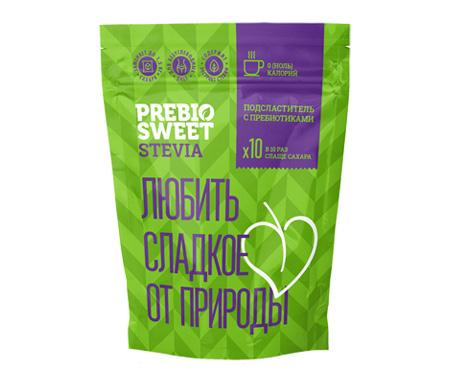 Подсластитель 150гр (Prebio Sweet Stevia)