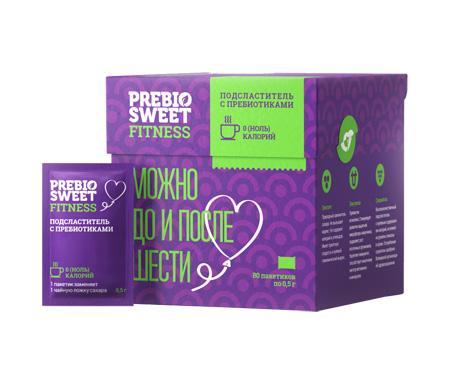 Подсластитель в саше 40гр (Prebio Sweet Fitness)