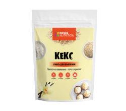 Смесь для выпечки кексов Ваниль 200гр (Newa Nutrition)