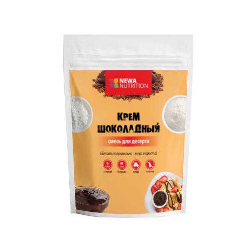 Смесь для десерта Шоколадный крем 150гр (Newa Nutrition)