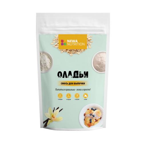 Смесь для выпечки оладьев Ваниль 200гр (Newa Nutrition)