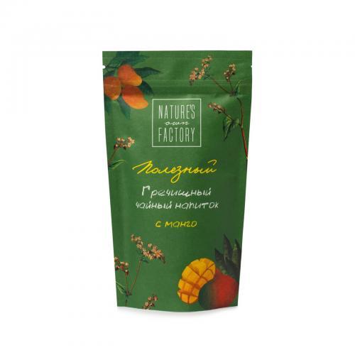 Чай гречишный с манго 100гр (Natures own factory)