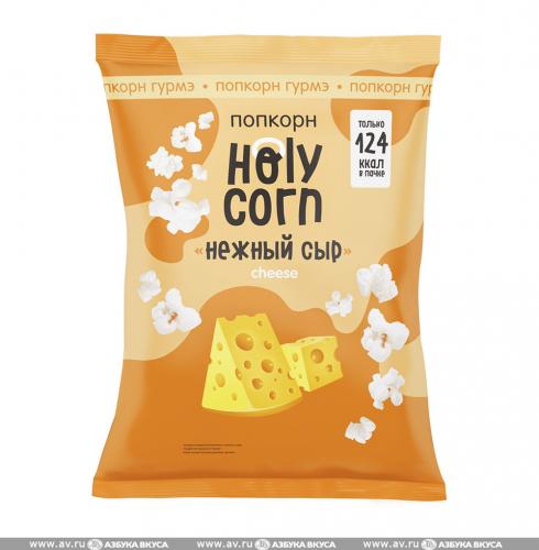 Попкорн Сыр  25гр (Holy Corn)