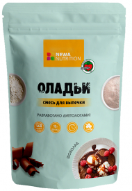 Смесь для оладьев Шоколад 200гр (Newa Nutrition)