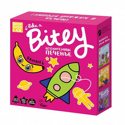 Печенье Банан 125гр (Bite)
