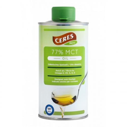 Масло растительное МСТ 77% 500мл (Ceres)