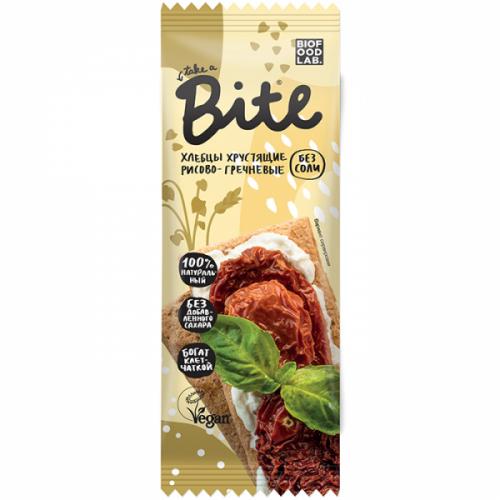 Хлебцы рисово-гречневые 30гр (Bite)