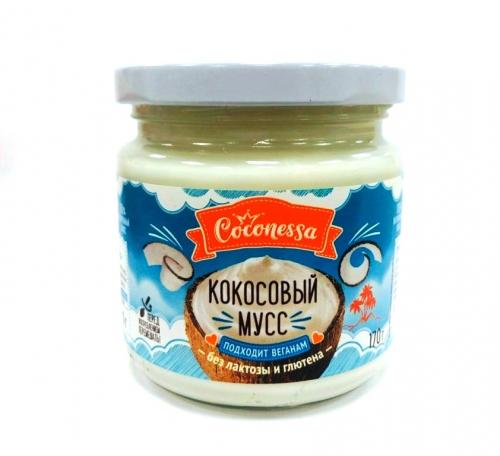 Мусс десертный Кокосовый 170гр (Coconessa)