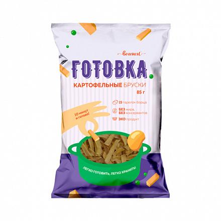 Картофельный брусок 85гр (Вегенсы)