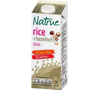 Молоко Рисово-ореховое 1л (Natrue)