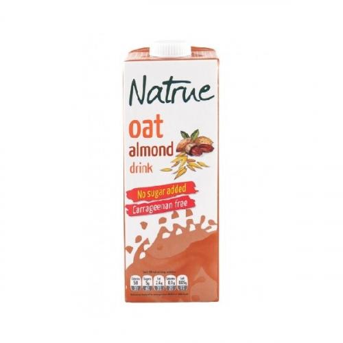 Молоко Овсяно-миндальное 1л (Natrue)