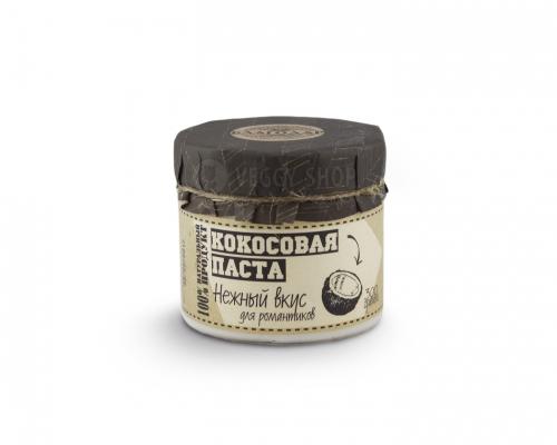 Кокосовая паста 300гр (Благодар)