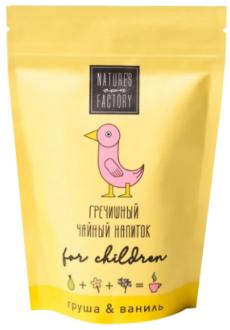 Чай гречишный груша-ваниль 75гр (Natures own factory)