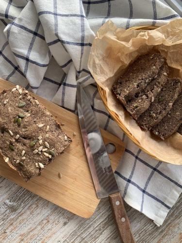 Кето хлеб 630гр (Сладко Полезно)